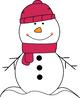snowman clip art23