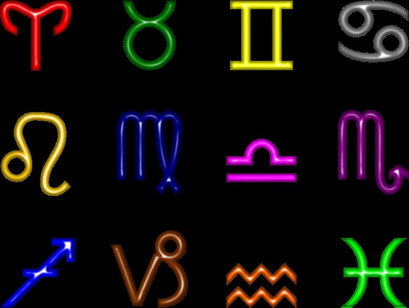 Зодијачки знаци
