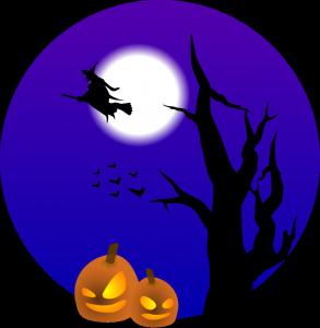 зборчиња на француски за Ноќ на вештерките