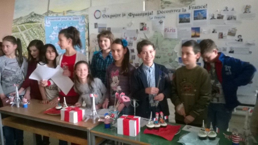 Discover France francophonie